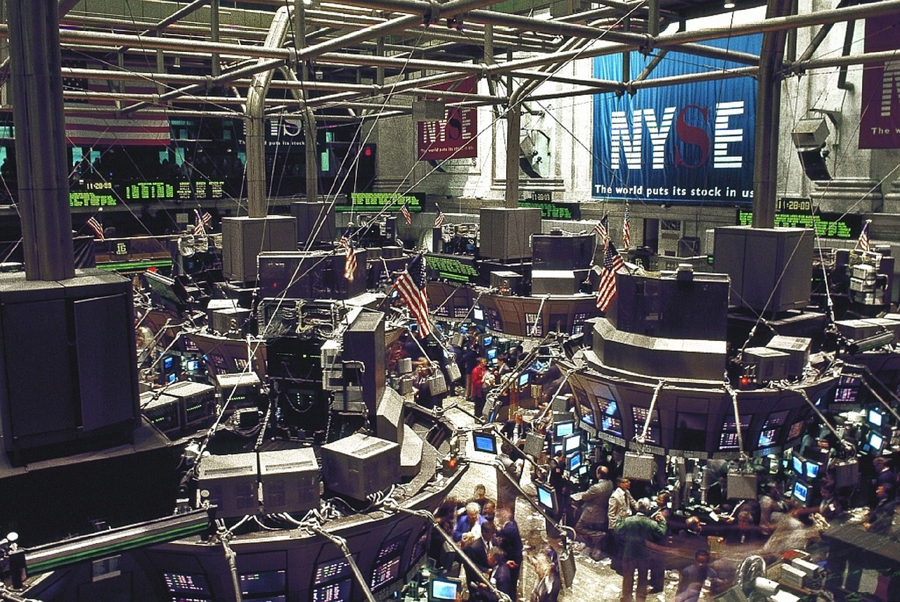 Trading floor for US Forex Traders