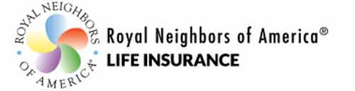 Royal Neighbors of America Life Insurance Logo