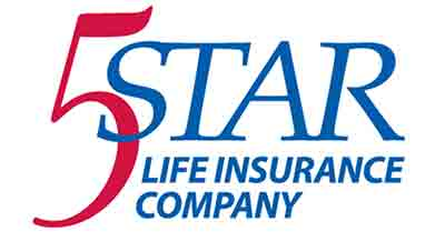 5 Star Life Insurance Company Logo