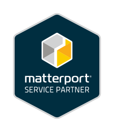 logo Matterport Service Partner Virtual Tour Buyers to Service Providers powered by the Most In-Depth, Relevant and Up-to-Date Content and Training for the 3D/360°