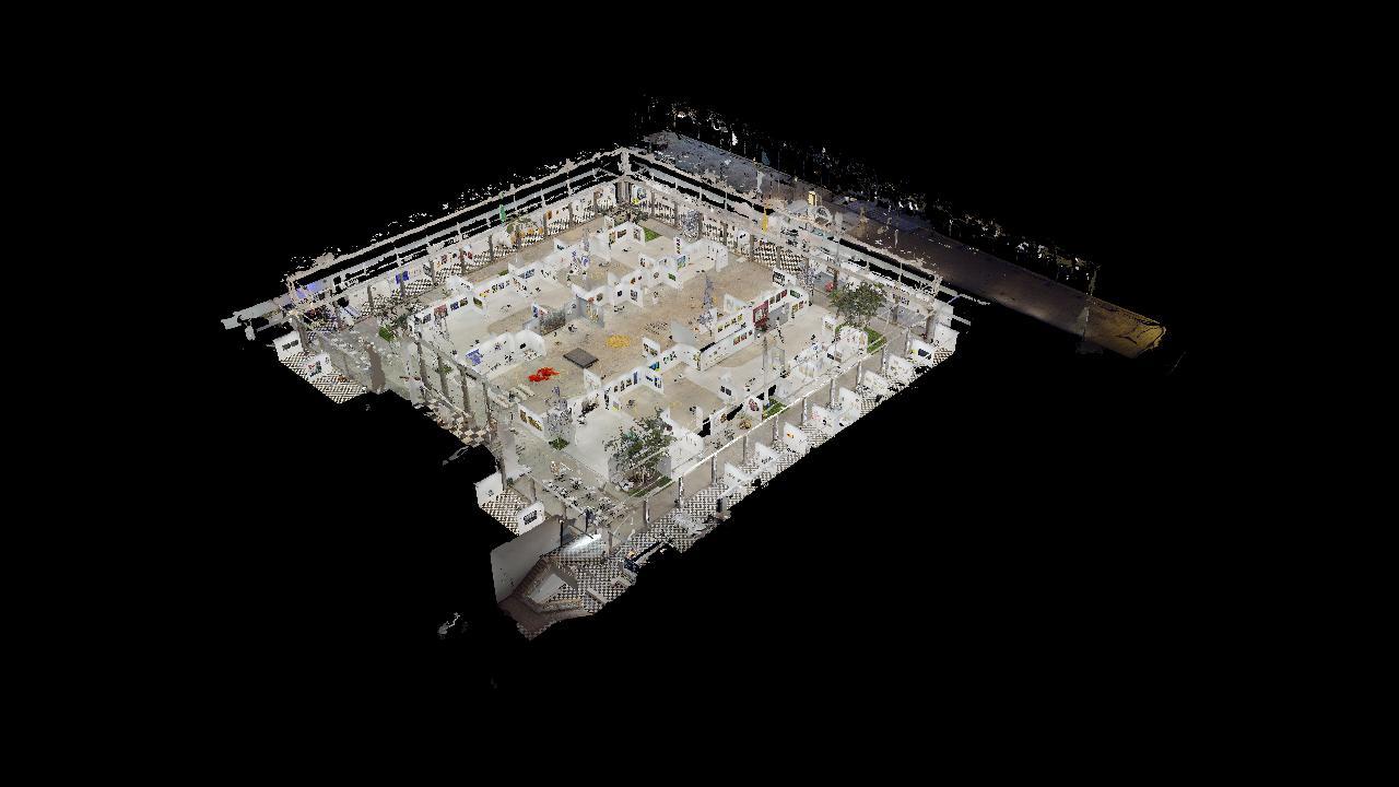 Vista externa del recorrido virtual Art Lima en Barranco Lima Perú 2019