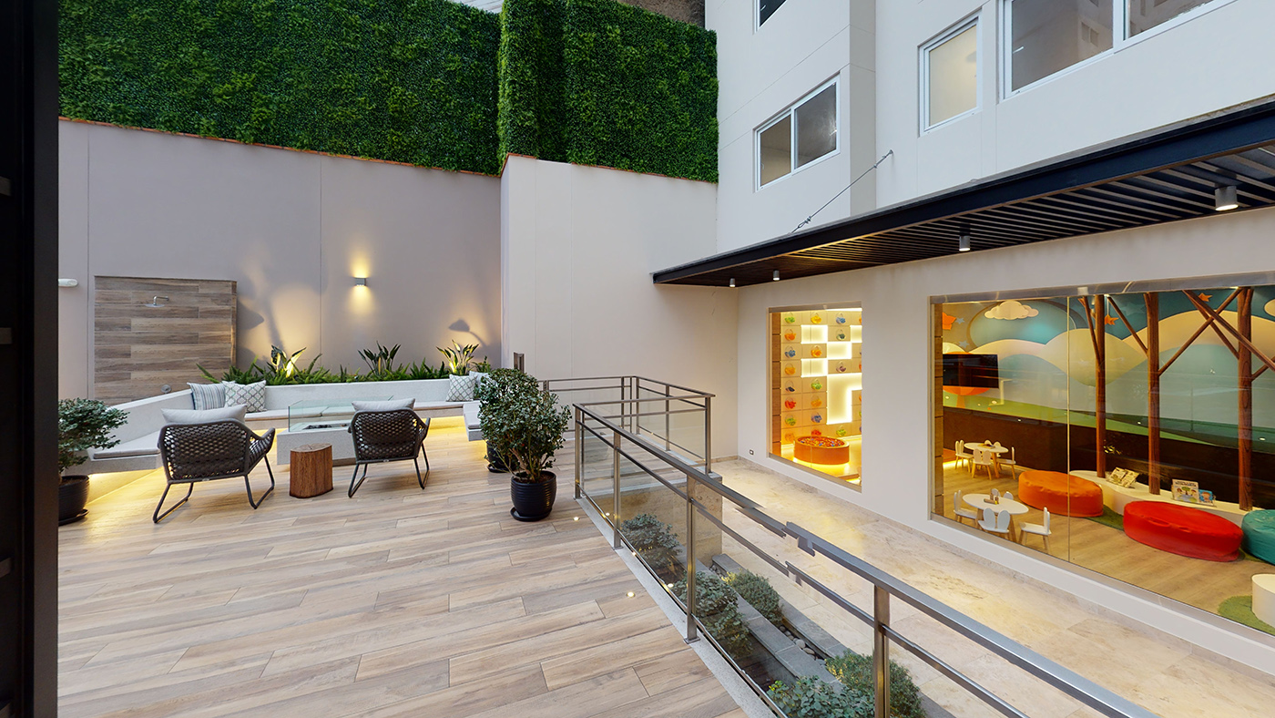 Proyecto Design Miraflores Imagina grupo inmobiliario Perú