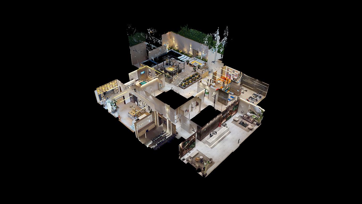 Recorrido virtual Proyecto Design Miraflores Imagina grupo inmobiliario Perú
