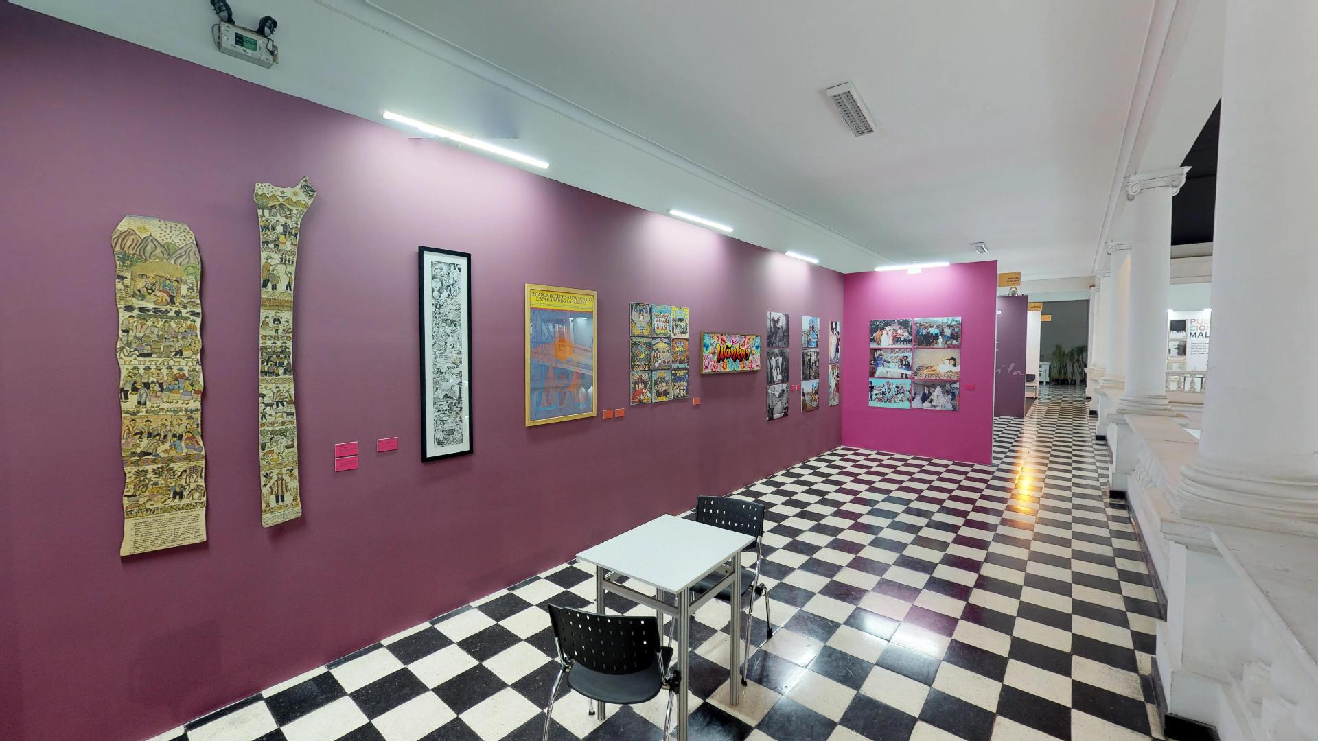 Exhibición Art Lima 2018 Barranco, Lima, Perú