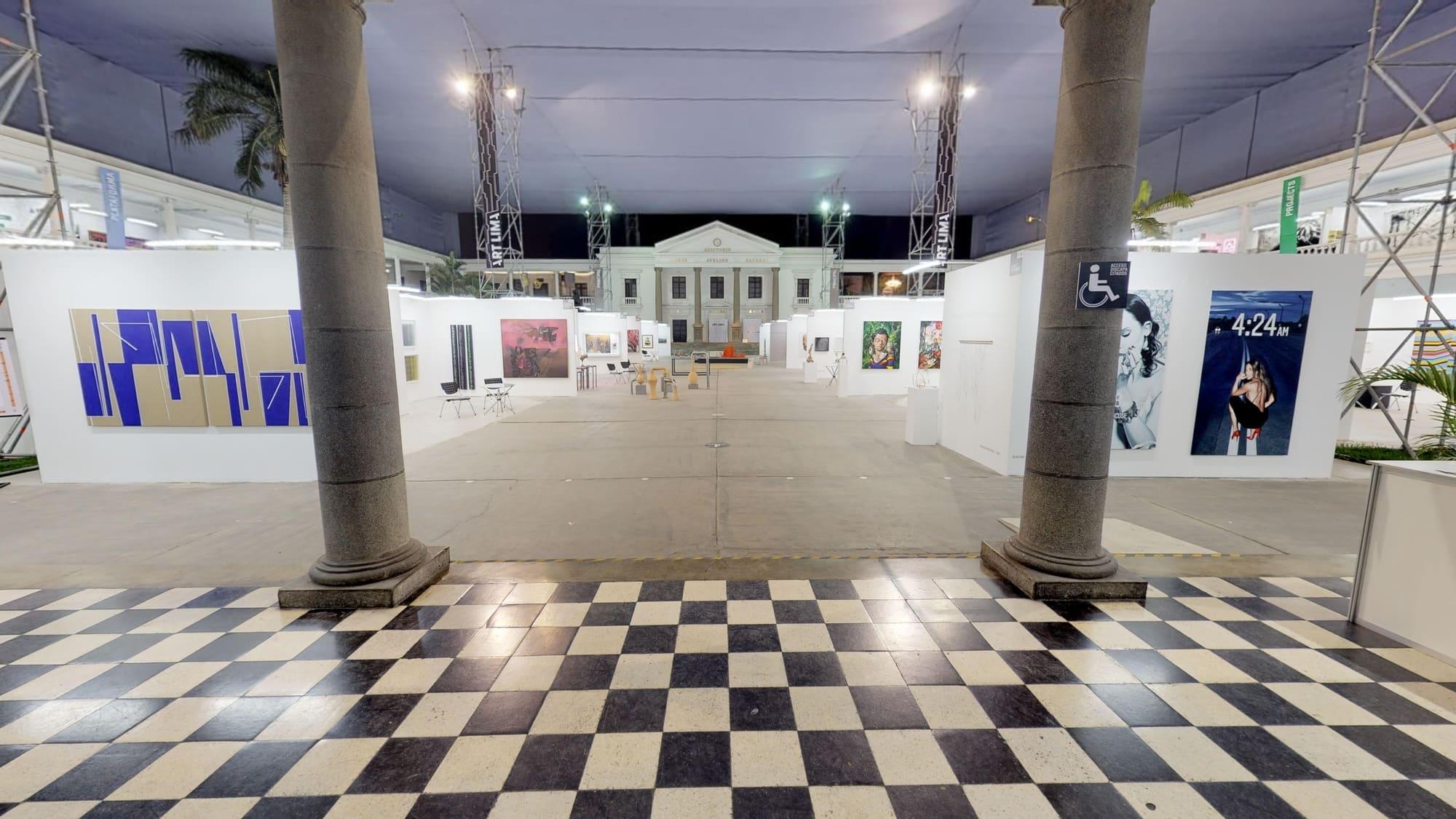 Art Lima es una iniciativa desarrollada en sociedad por El Grupo El Comercio SAC y ALDICA EIRL para la promoción de las artes visuales y de la cultura del Perú.