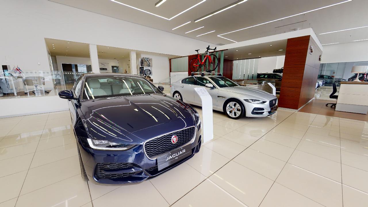 Jaguar & Land Rover tienda virtual en Perú.