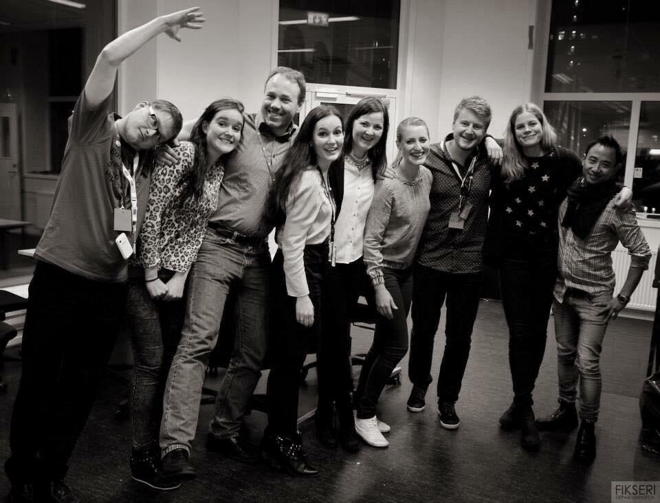 Team Startup Weekend 2012-2013