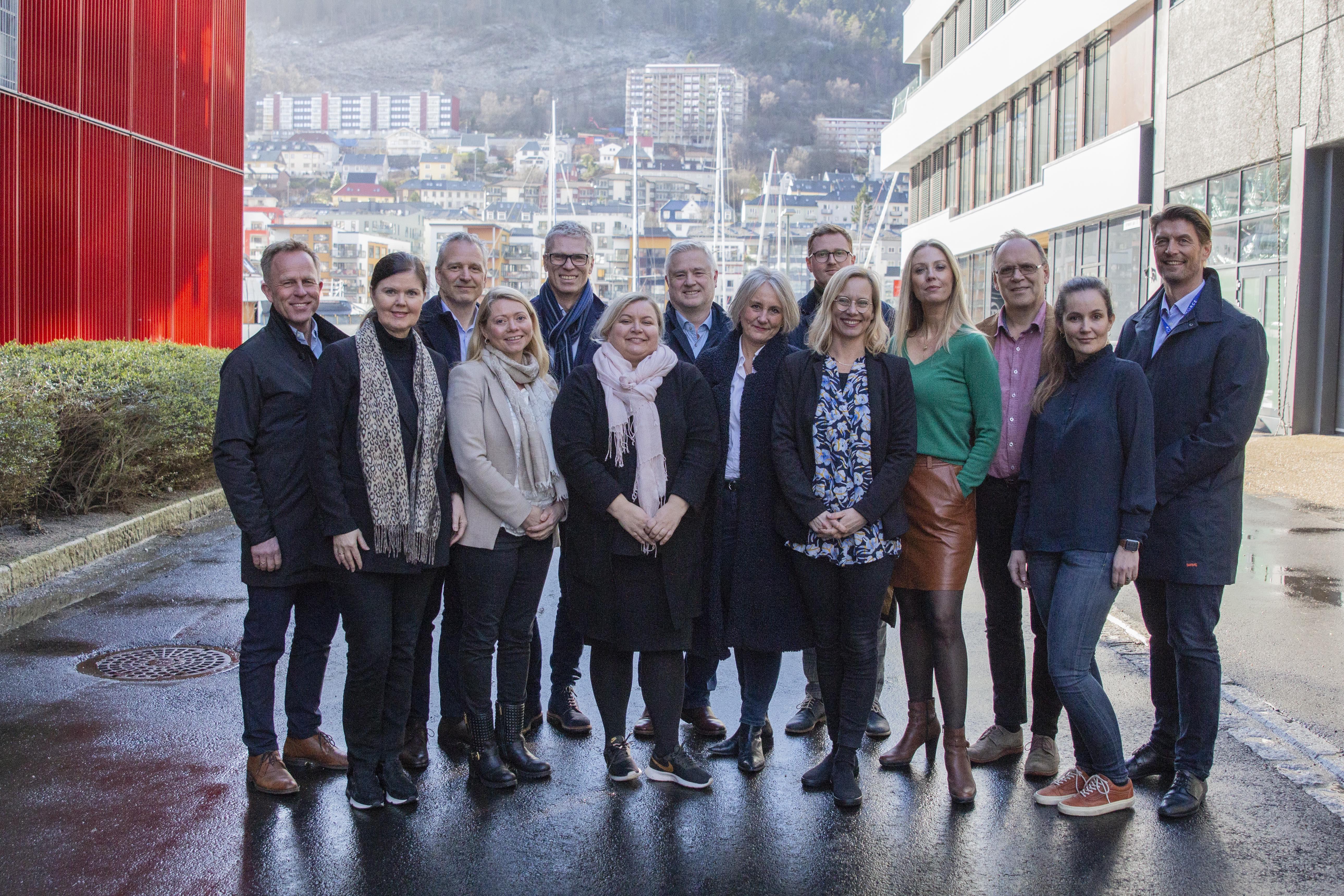 Bilde av organizing partners i THE OCEAN