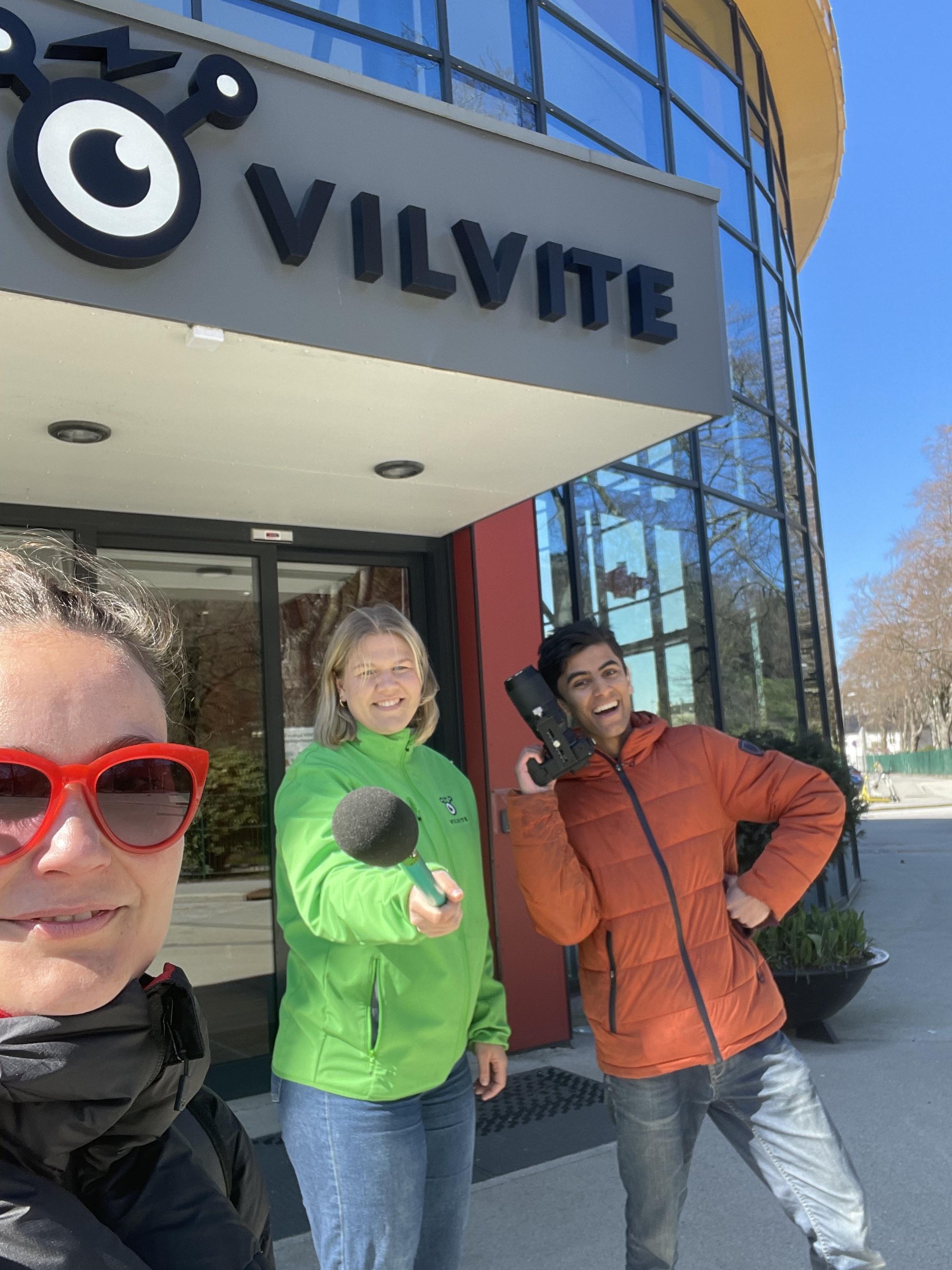 Aktivitetstilbud for VilVite
