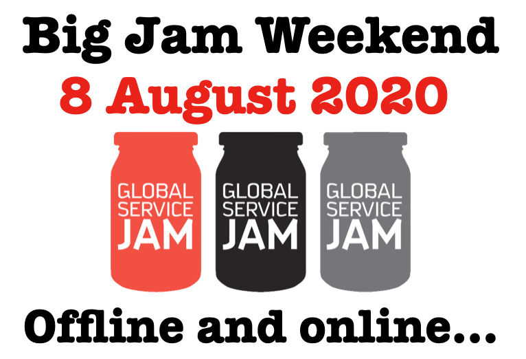 "After a few brave cities Jammed remotely back in March, it's soon time for the ""Big Jam Weekend"". This is what you need to know!"