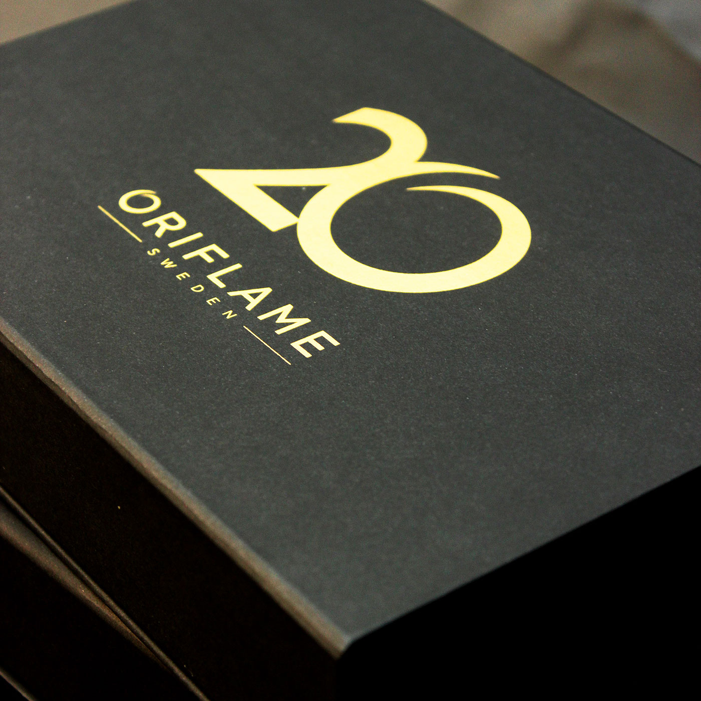 Коробка книга с магнитным клапаном
