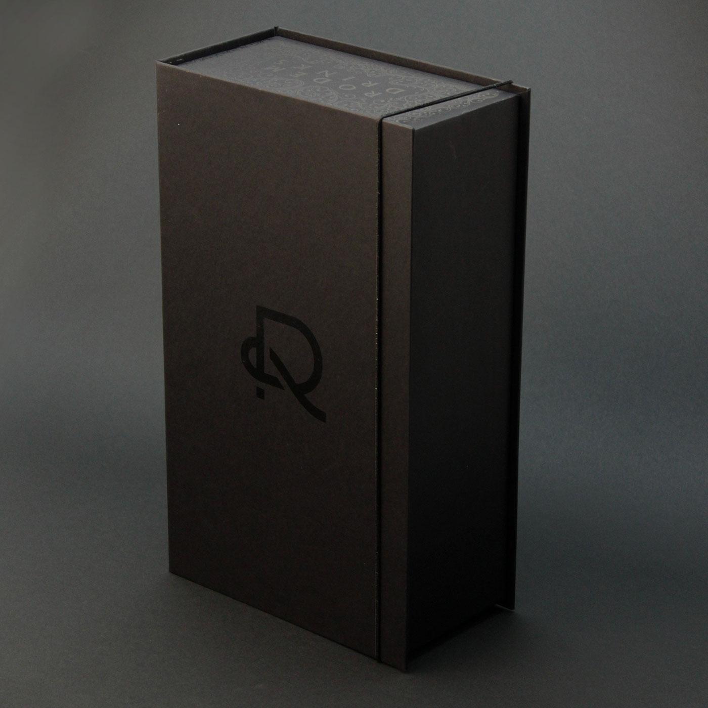 Коробка книга на резинке для образцов