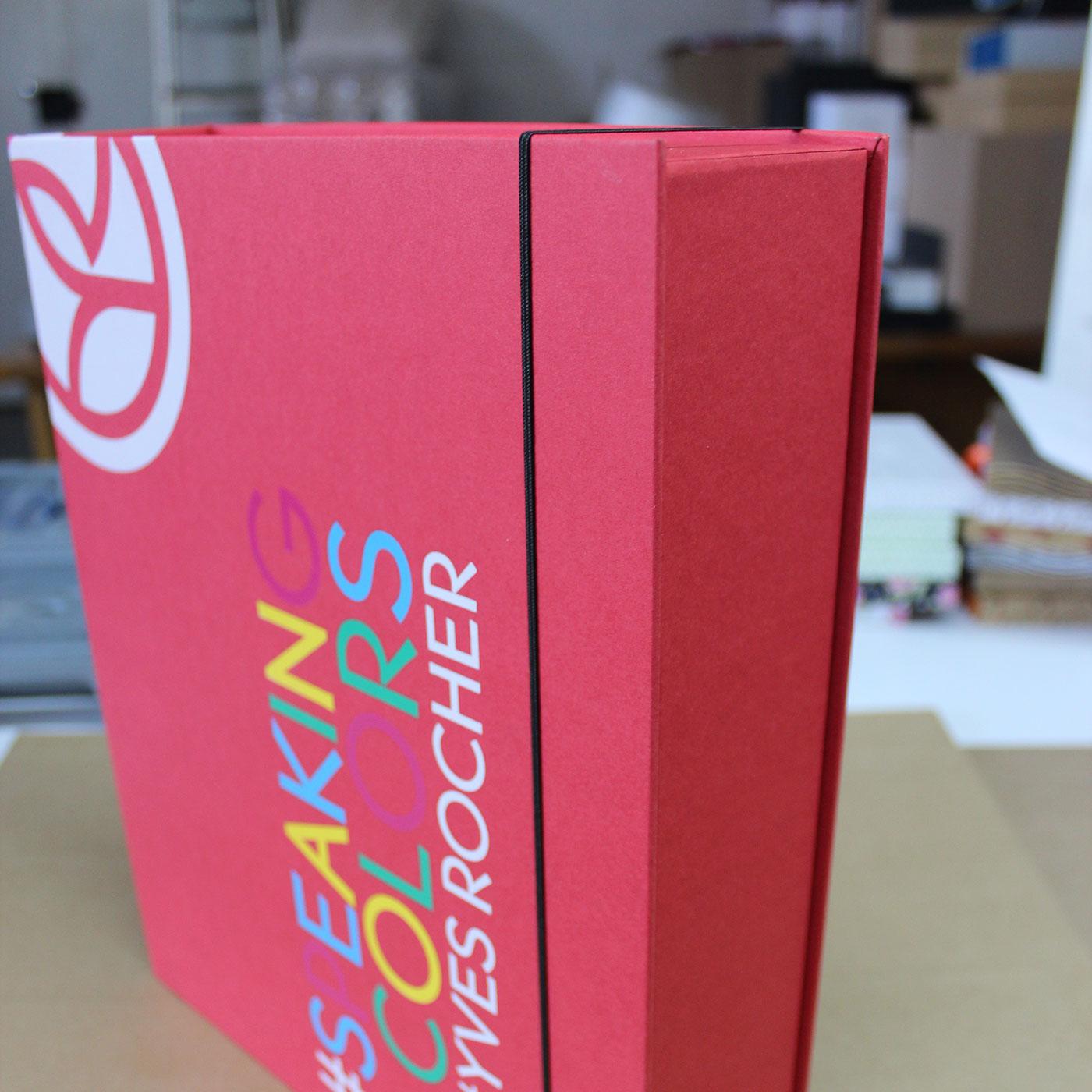 Брендированная упаковка для подарка