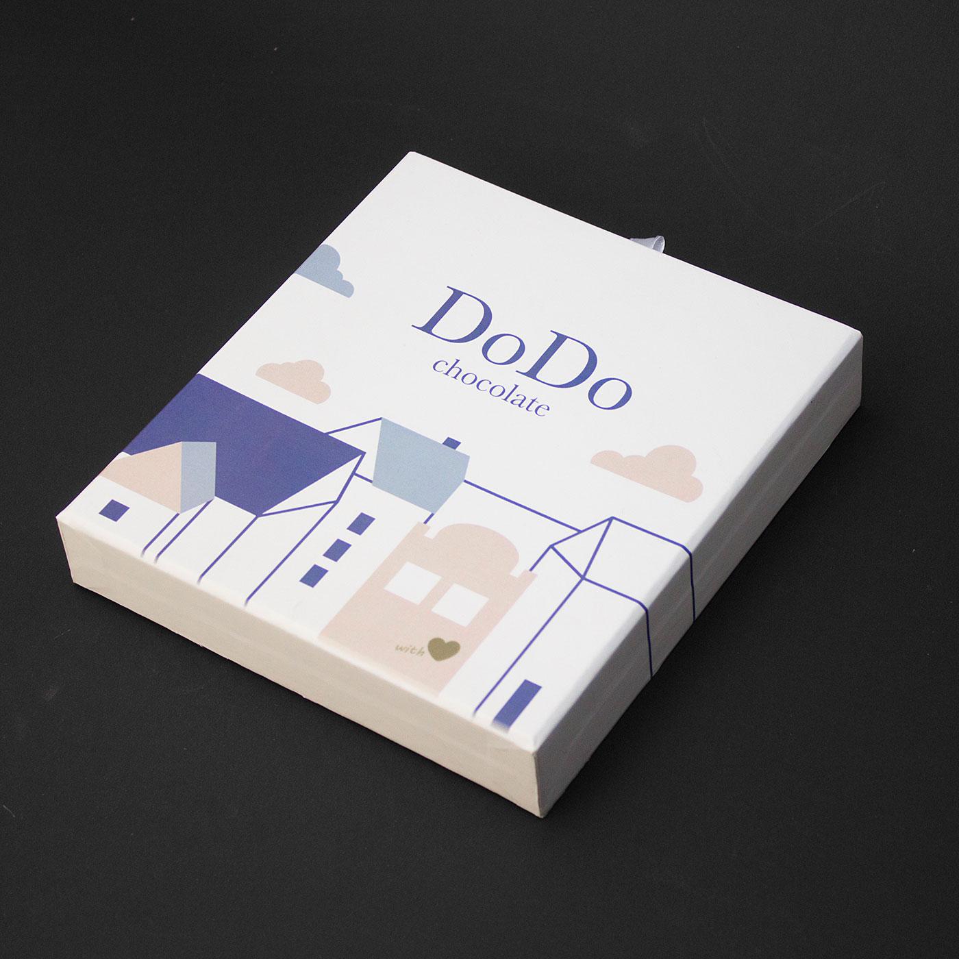 Коробка слайдер для шоколадных конфет