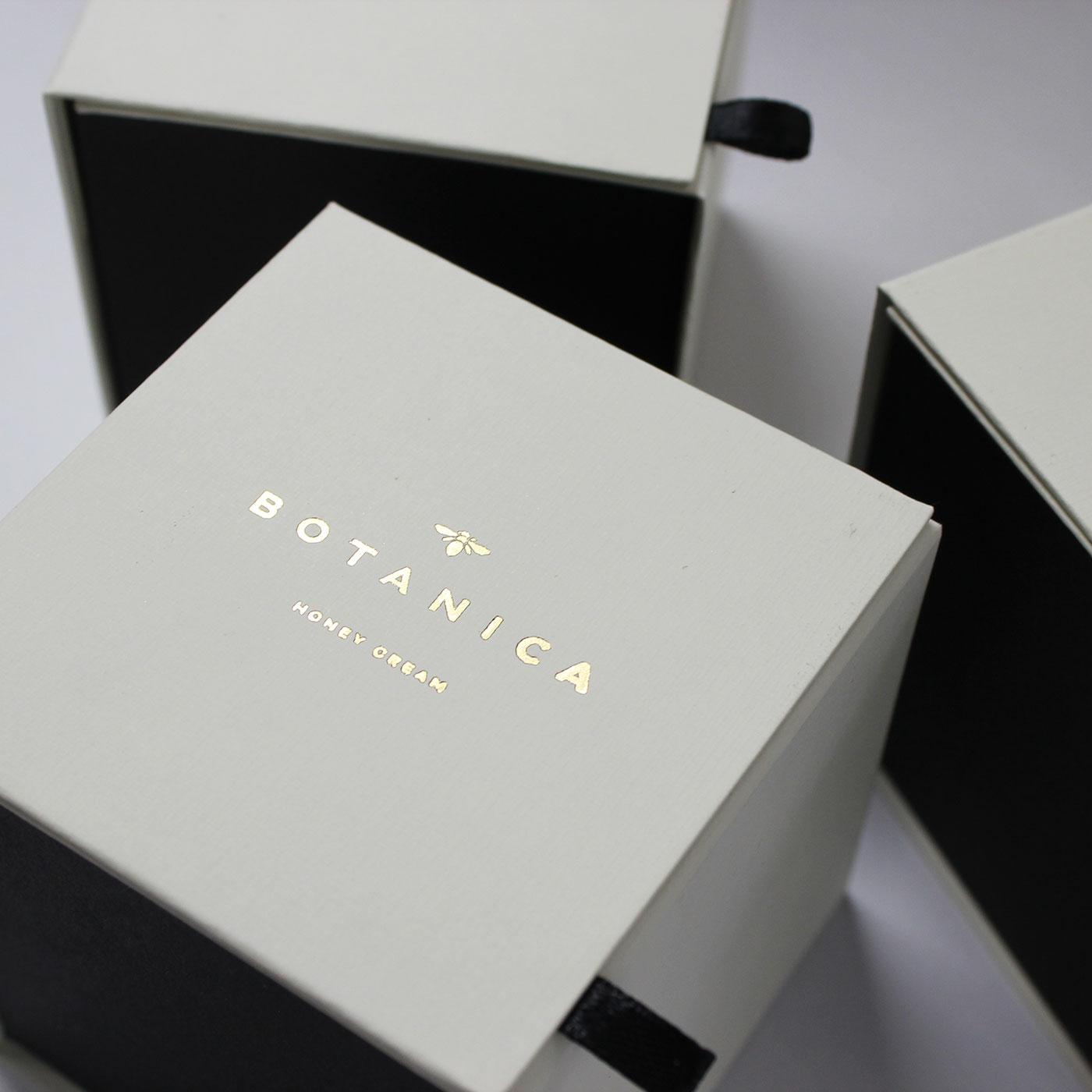 Коробочка кубик для меда