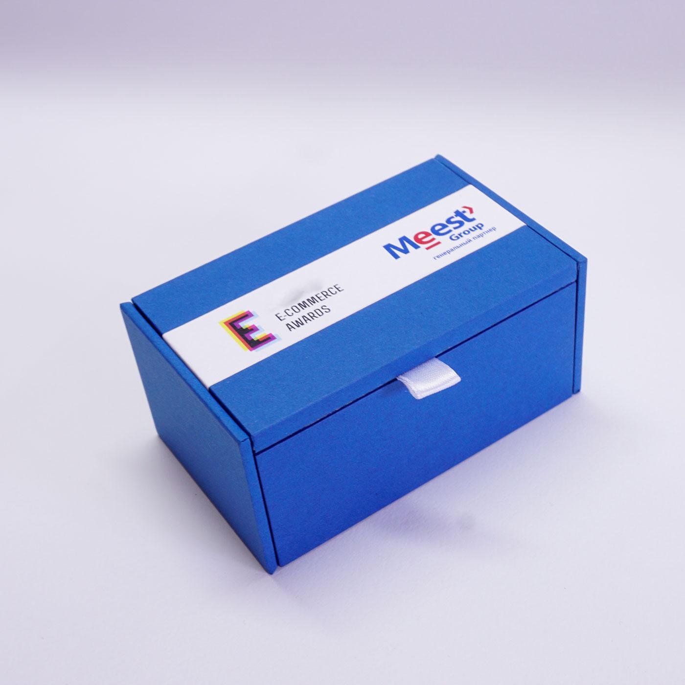 Коробочка для визитных карточек