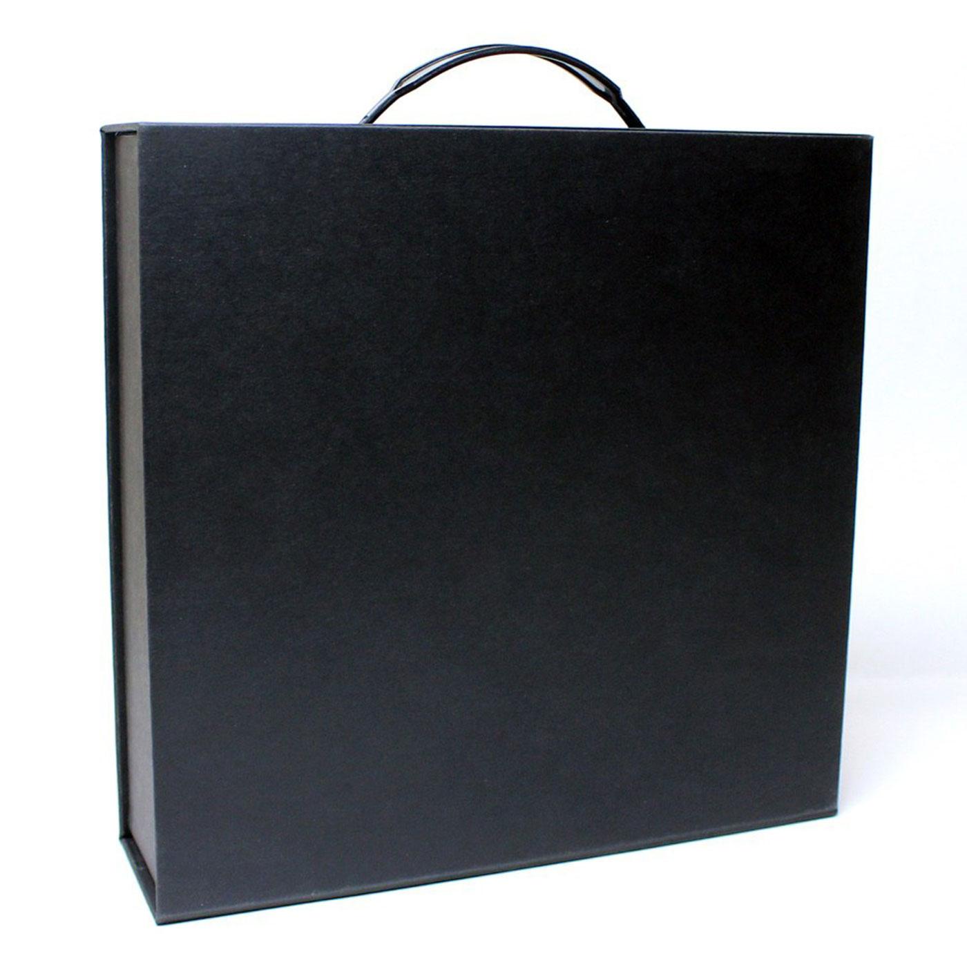 Коробка портфель для постельного белья