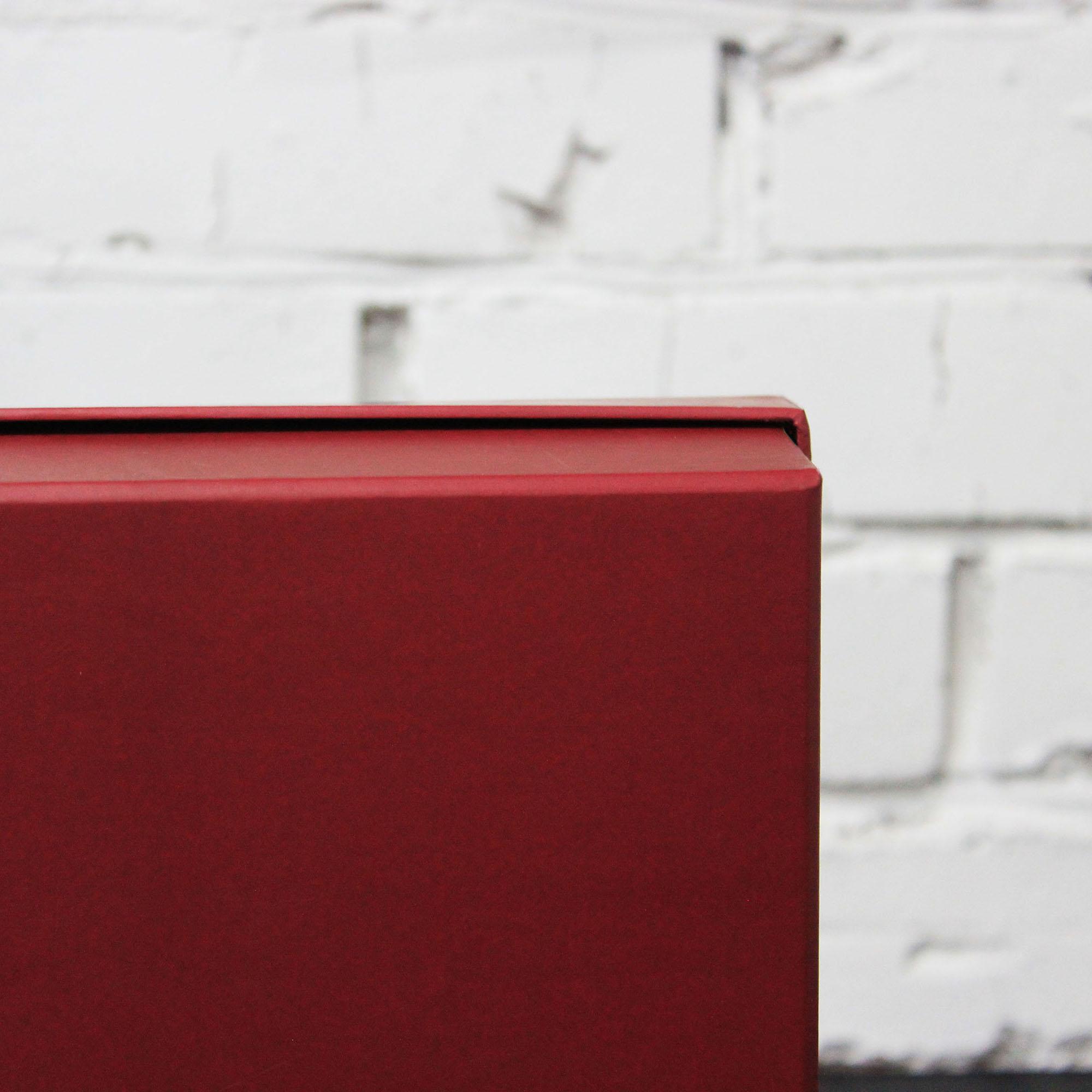 Кашированная брендированная коробочка