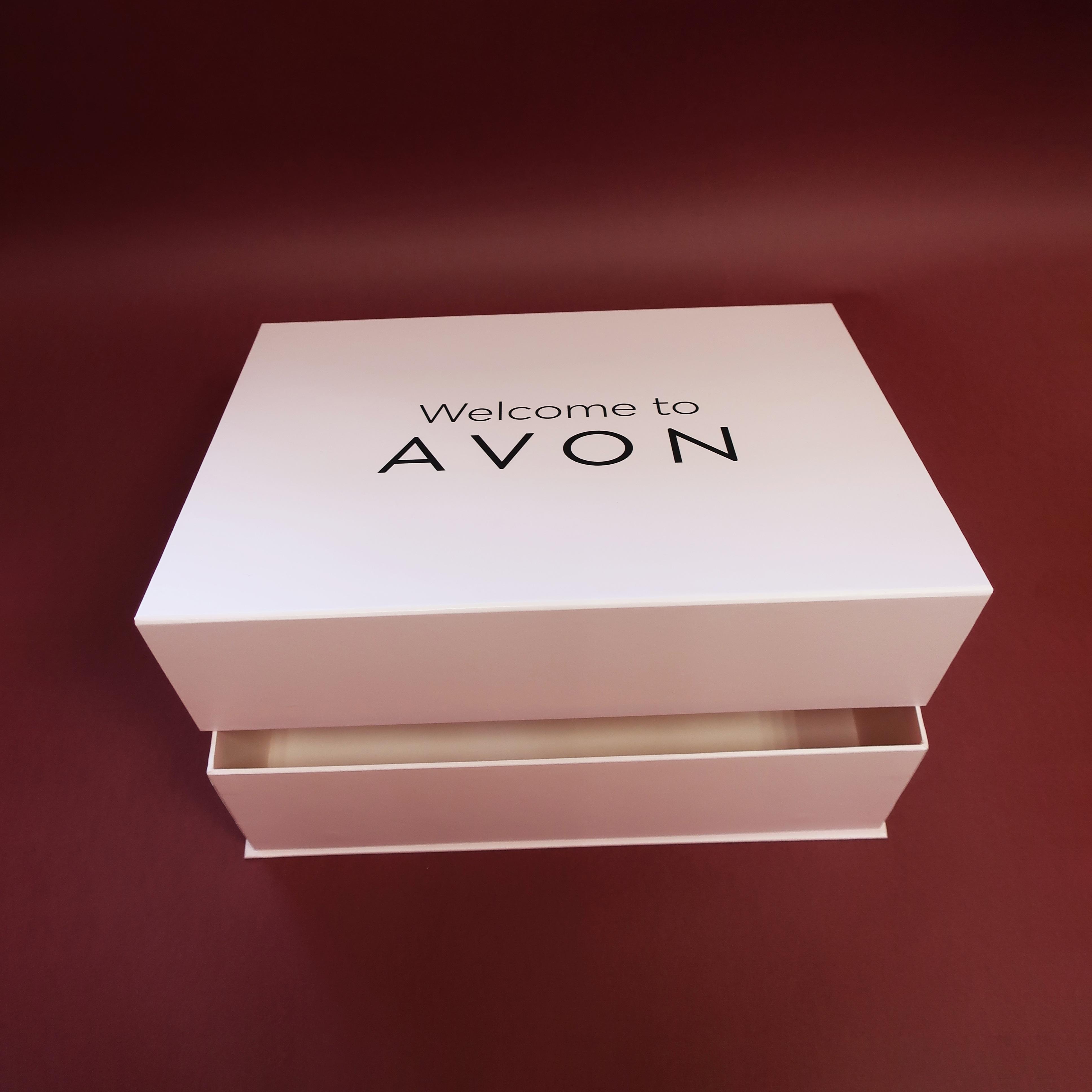 Упаковочная коробка для Avon