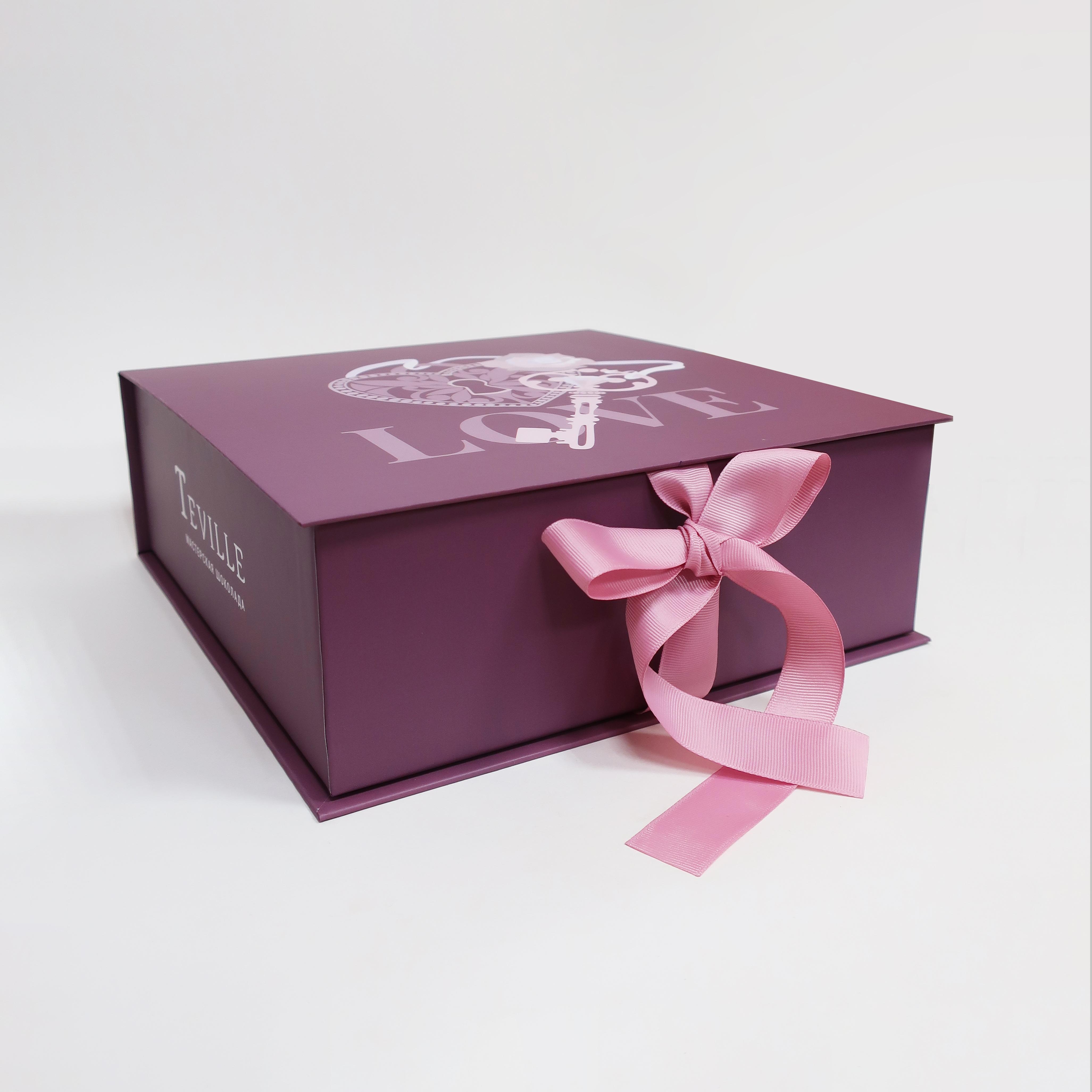 Коробочка для шоколадной мастерской Teville