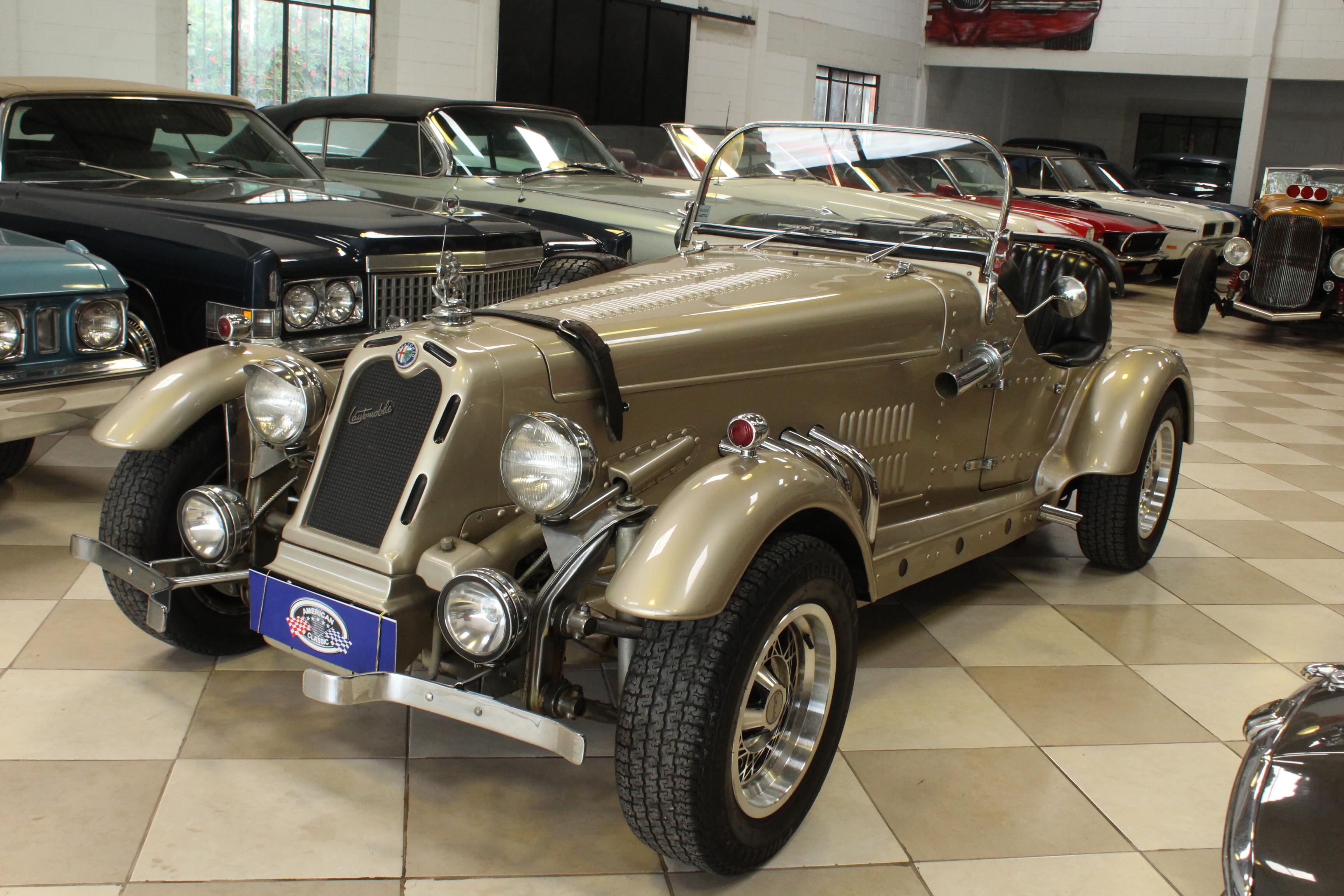 Replica Alfa Romeo 2300 P3 1931 1 600