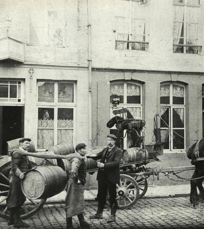 Story La Binchoise Brewery - Pourbaix