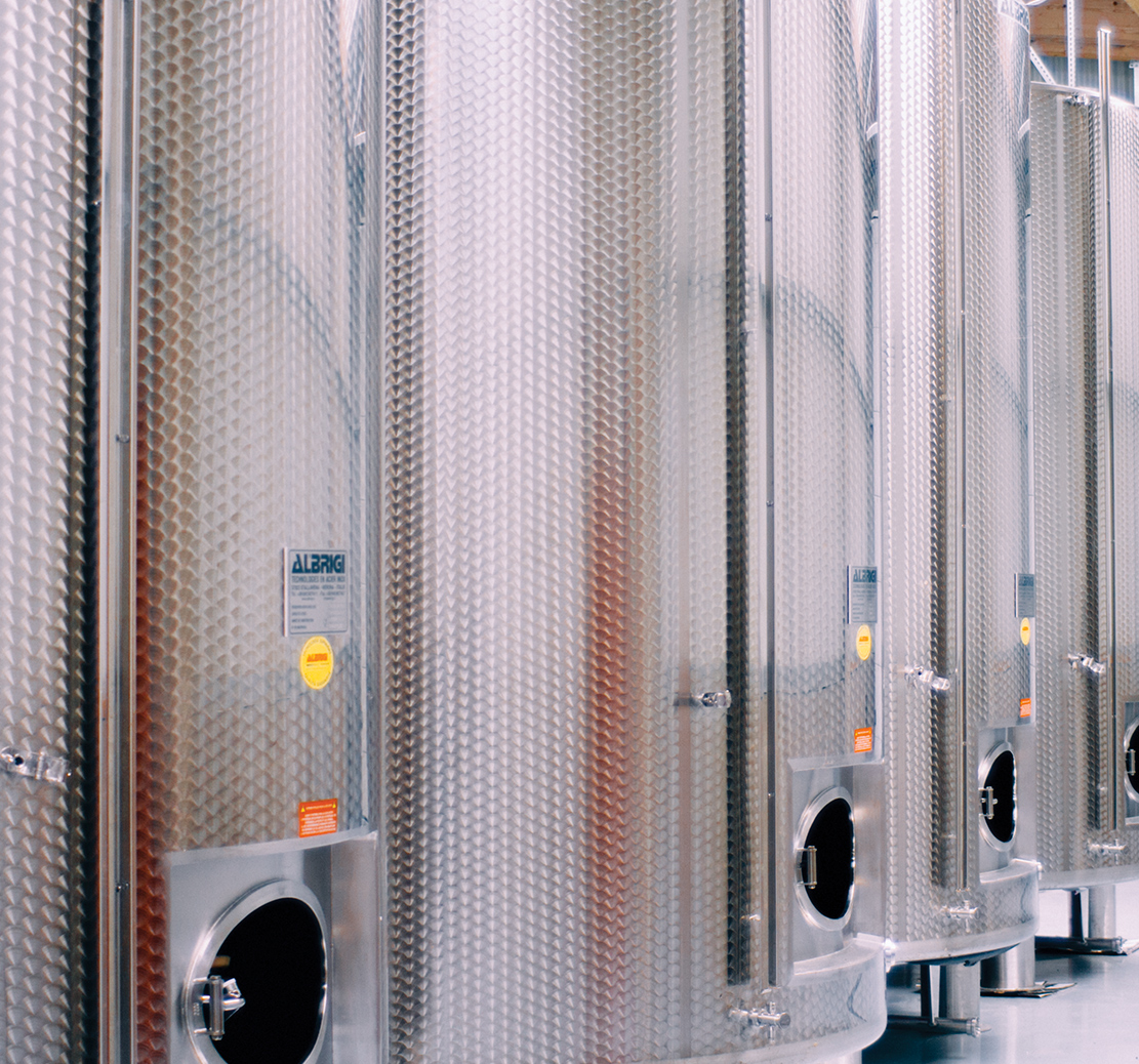 Maturation - La Binchoise Brewery Process