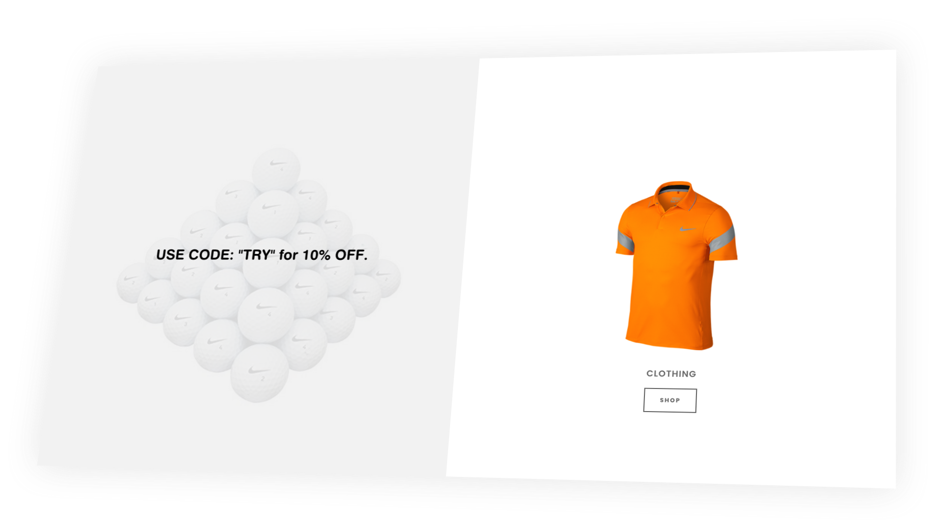 Orange Cattle is a Dallas website developer for golfing and apparel companies.