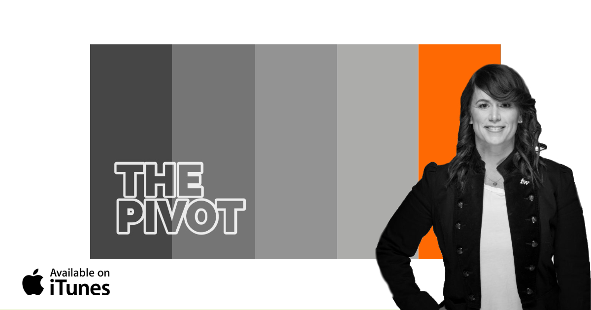 Fresh Wata founder Tricia Costello was recently featured on The Pivot podcast by Orange Cattle.