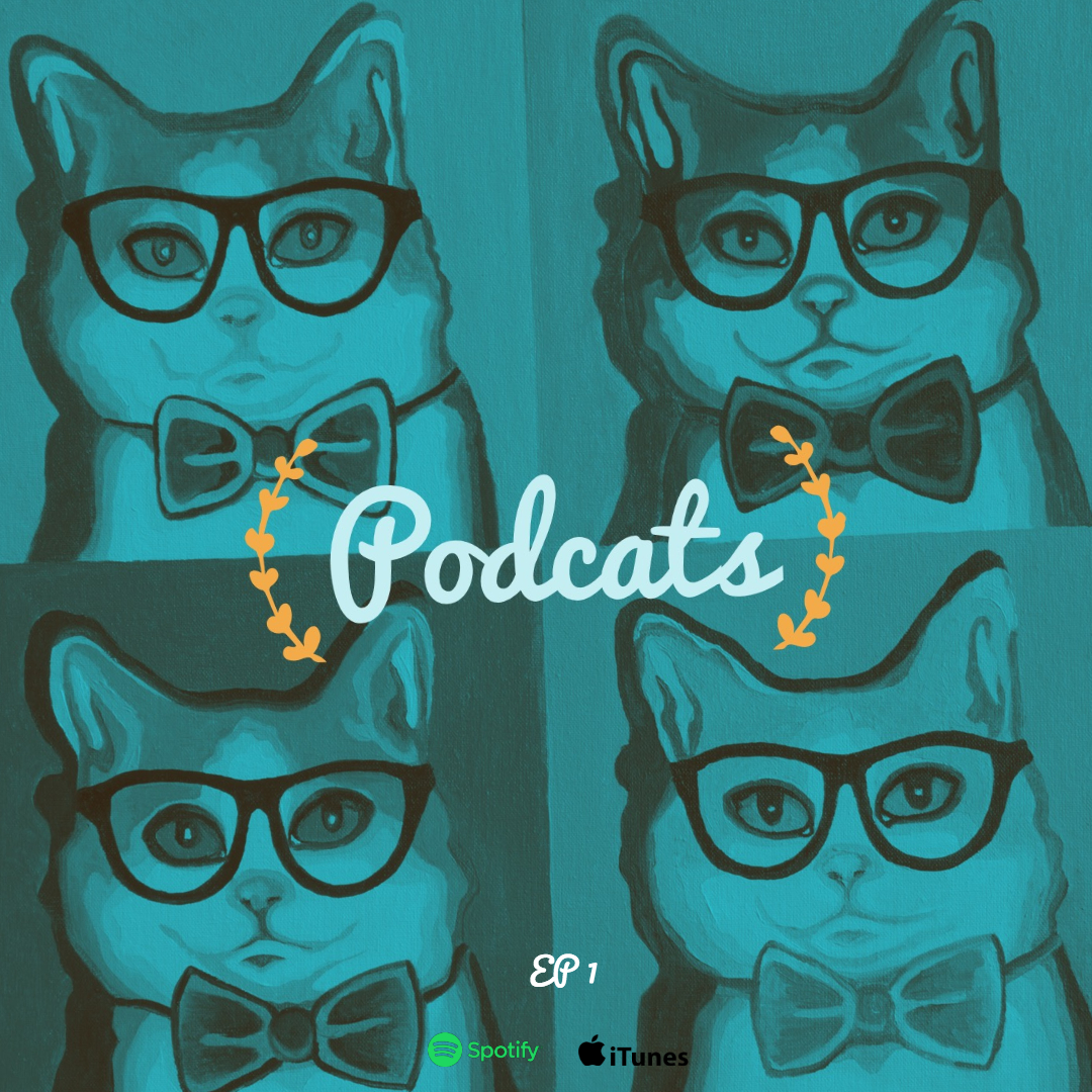 Podcats is a Dallas podcast that was created by podcasting production company Orange Cattle in collaboration with Meowtel.