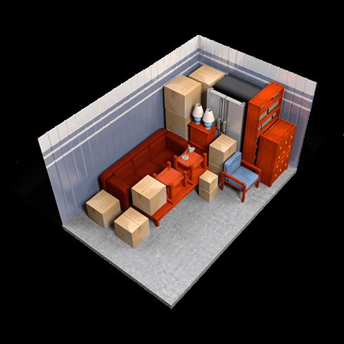 Photo of large storage unit