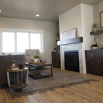thumbnail picture of Wilds Rambler living room and mantle