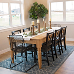 thumbnail picture of a Wilds Farm House dining room