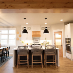 thumbnail picture of Wilds Farm House dining room again