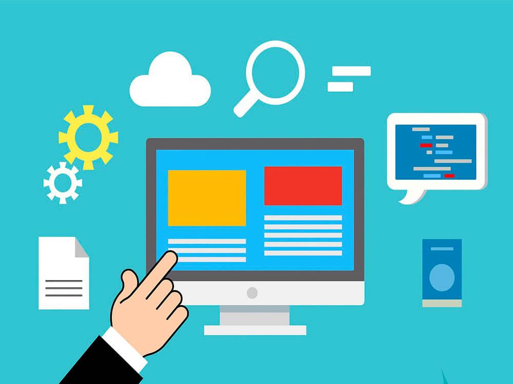 Design a great website ico marketing