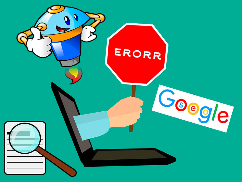 Fixing DNS, Server, Not Followed, Robots, etc.; Errors that May Occur During Google Crawling  technical seo