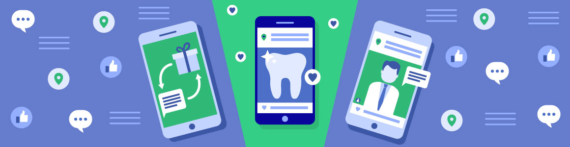 Storytelling in Social Media dental internet marketing