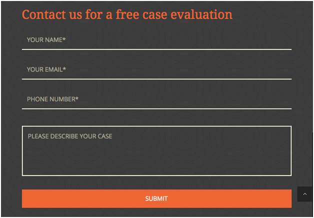 The Best Law Websites Have Optimized Contact Formsbest law firm websites