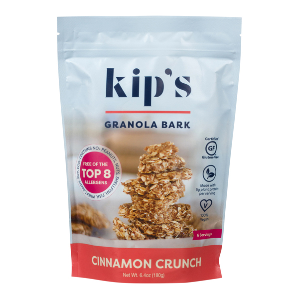 Cinnamon Crunch Granola Bark: 6.4 oz