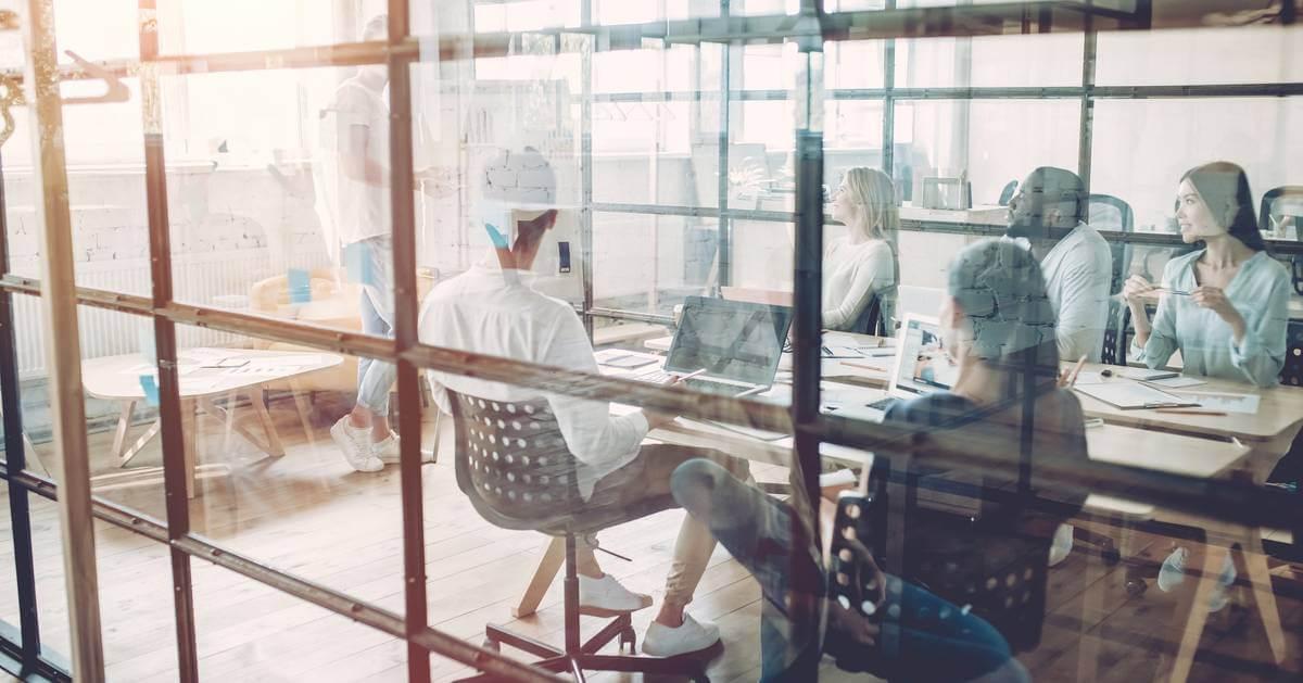 the modern work environment - freelancing