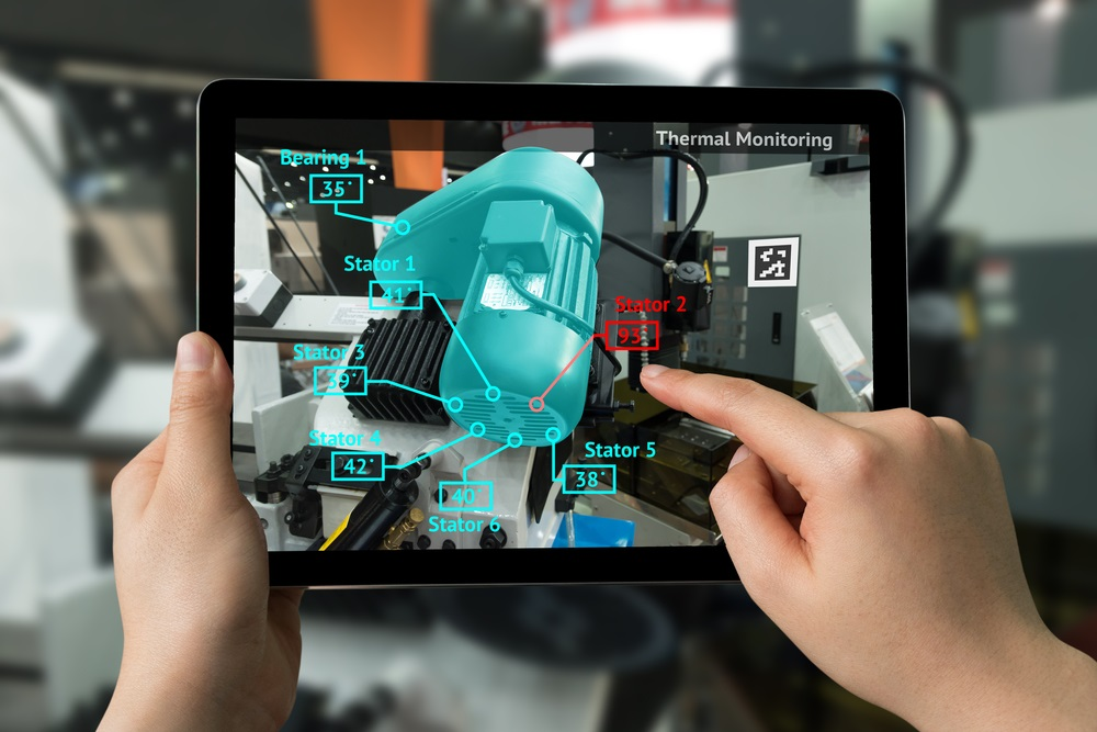 3D Augmented reality apps revolution