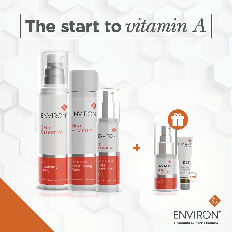 The Start to Vitamin A: een mooie huid begint hier!