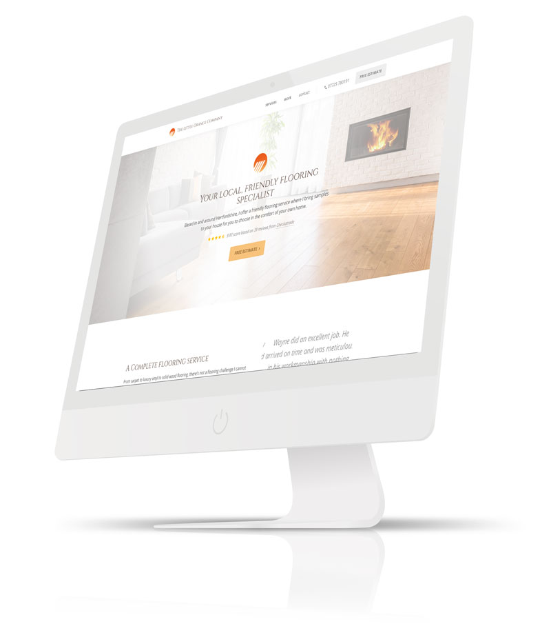 The small business web agency | MB Web Studios