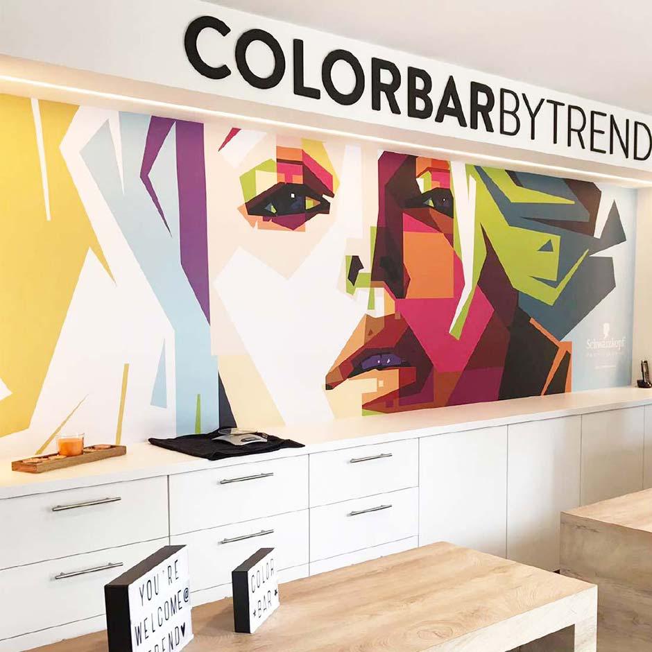 Trend Hairstylers Etten-Leur is  compleet verbouwd