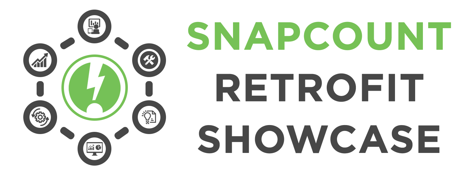 SnapCount Retrofit Showcase