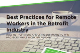 Best Practices For Remote Workers In The Retrofit Industry