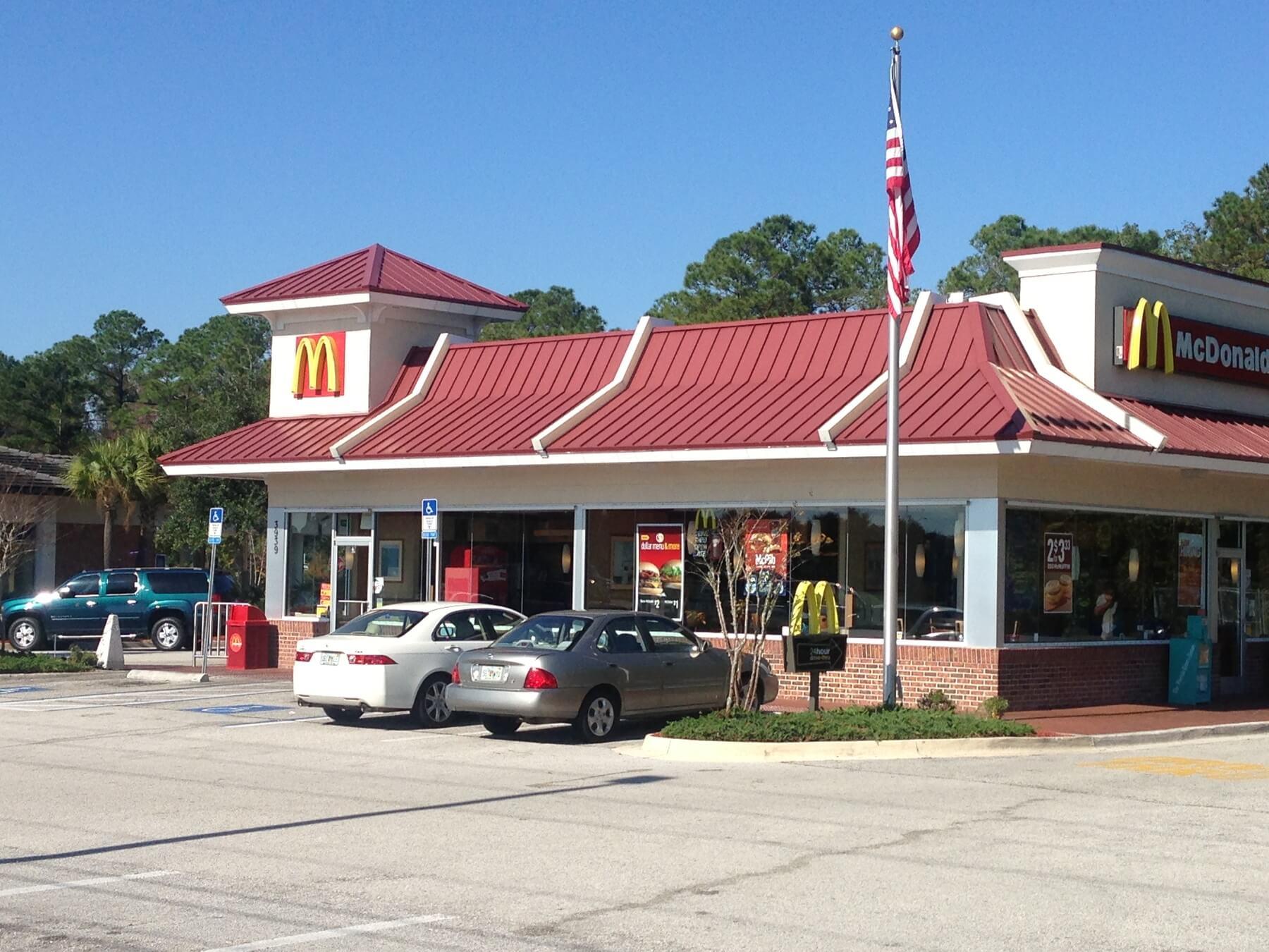 McDonalds Gateway Capital Development Jacksonville