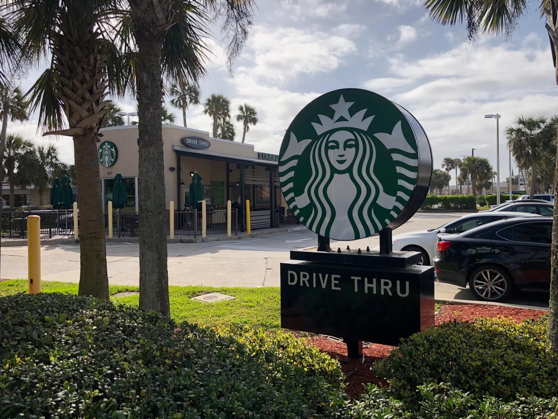 Starbucks Atlantic BLVD
