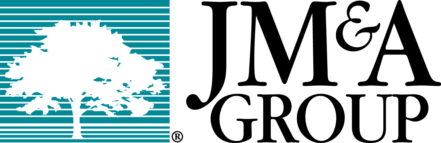 JM and A Group Logo