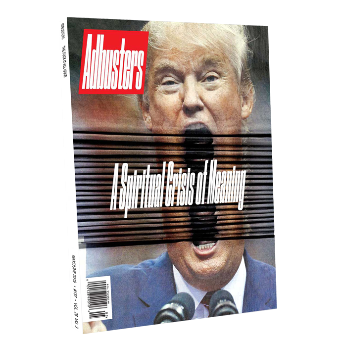 Adbusters issue 137